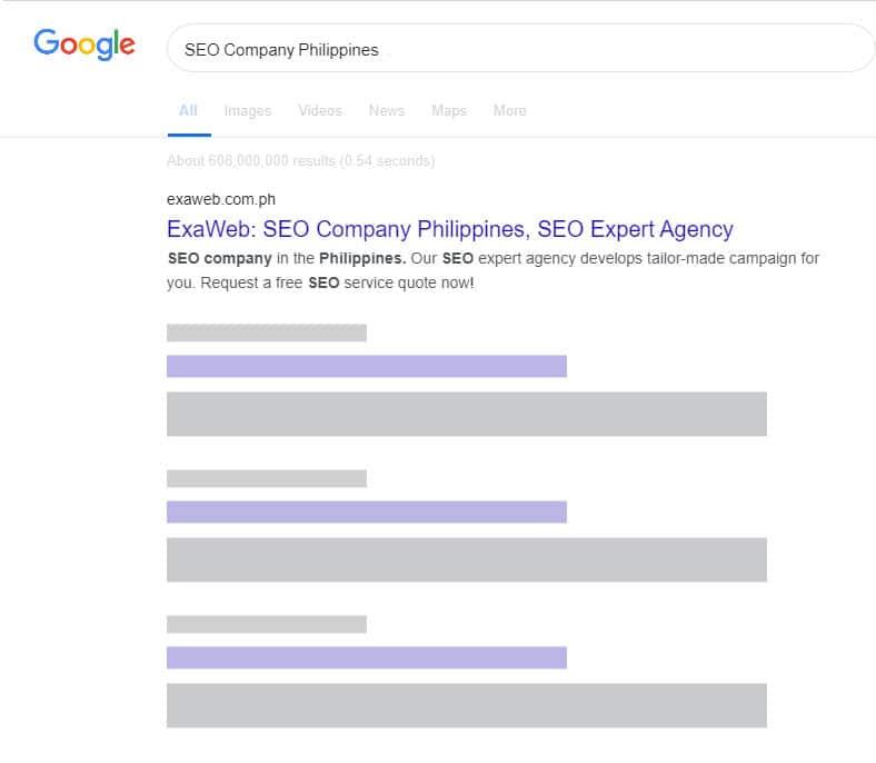 seo-services-philippines-google-serp